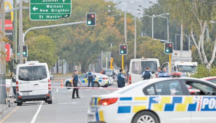 آسٹریلوی پولیس کا نیوزی لینڈ کے دہشت گردی کے واقعہ کے ملزم کی جائیداد پر چھاپہ