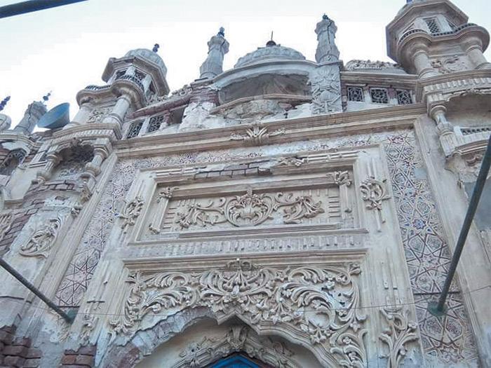 362 سال قدیم ''جامع مسجد گھٹھڑ''