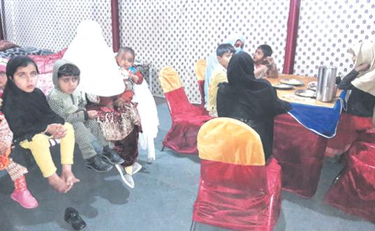 جنوبی پنجاب کا پہلا شیلٹر ہوم