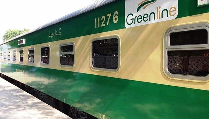 گرین لائن ٹرین کےکرایوں میں اضافہ