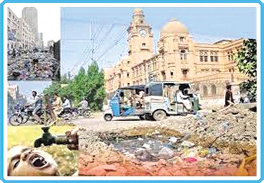 ہمارا شہر کراچی کتنا بدل گیا؟