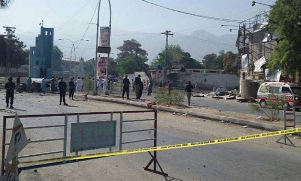 کوئٹہ: ہزار گنجی میں دھماکا، 8 افراد جاں بحق