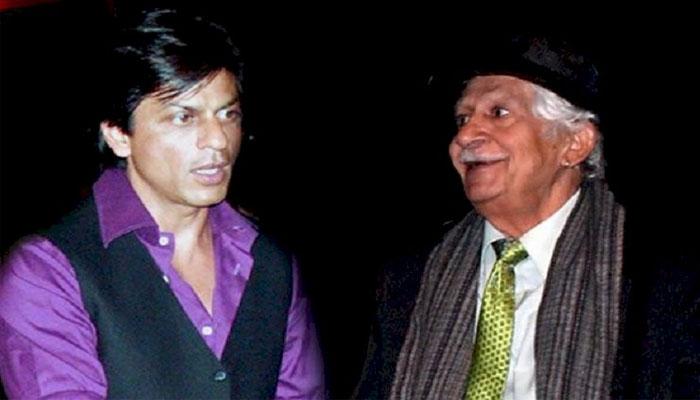 شاہ رخ کو 'کنگ 'بنانے والے کرنل راج کپور چل بسے