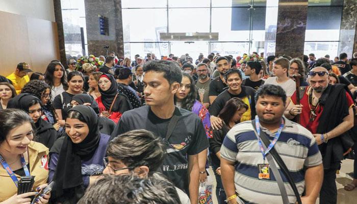 دبئی میں سالانہ فلم اینڈ کامکس کانفرنس کا انعقاد