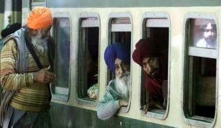 Besakhi Festival 2206 Sikh Pilgrims Reached Pakistan