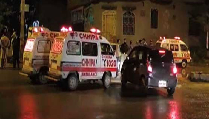 پشاور: پولیس اور دہشت گردوں میں مقابلہ، 1 اہلکار شہید