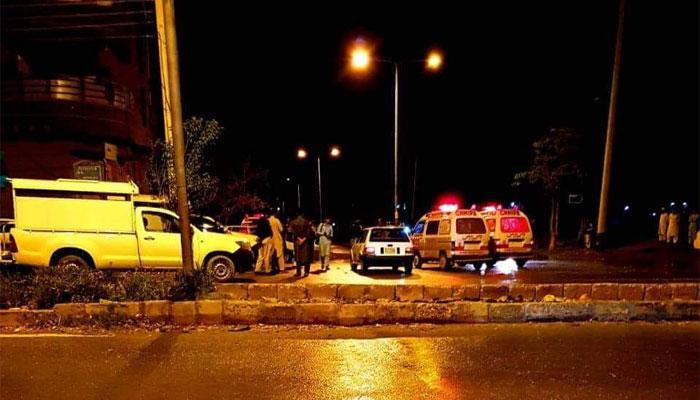 پشاور، حیات آباد آپریشن 13 گھنٹوں سے جاری