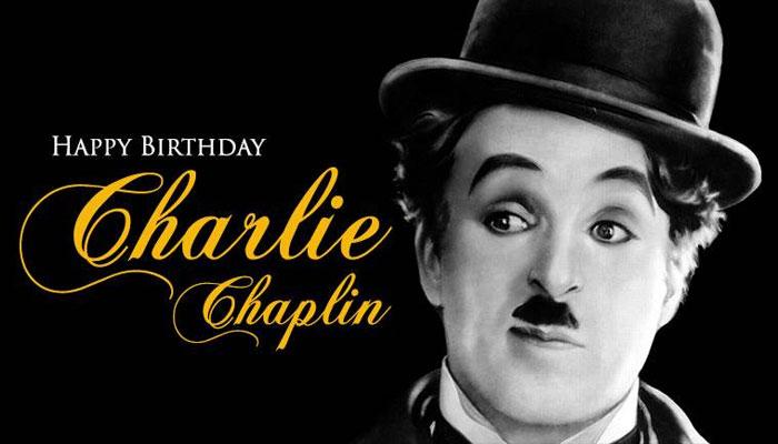 خاموش فلموں کا مزاحیہ کامیڈین 'چارلی چپلن '