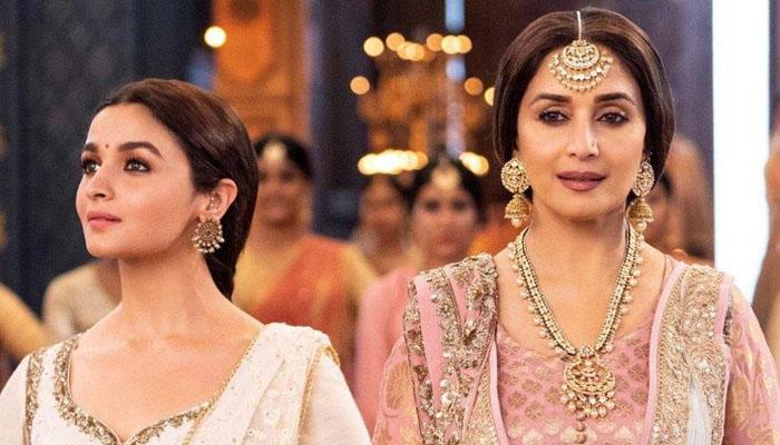 فلم 'کلنک' سے متعلق مادھوری کے اہم انکشافات