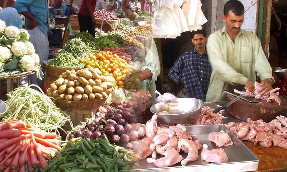رمضان سے قبل سبزیوں اور مرغی کی قیمتوں میں اضافہ