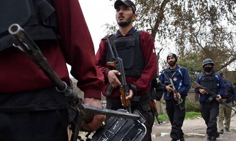 پشاور: حیات آباد آپریشن جاری، 5 دہشتگردہلاک