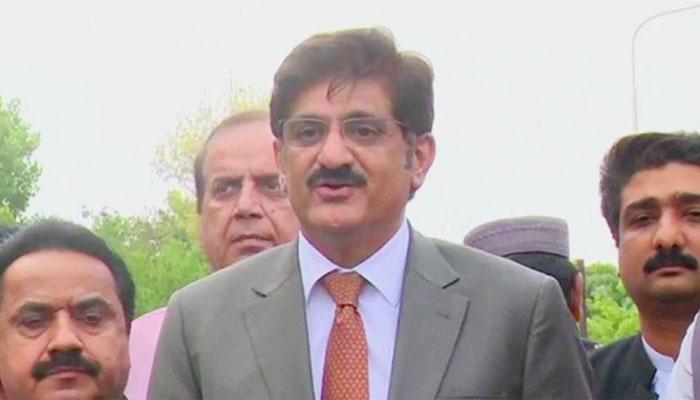 وزیراعلیٰ سندھ نے نیب سوالنامے کا جواب جمع کرادیا