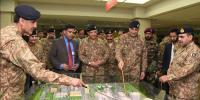 Army Chief Inauguration Of Cmh Rawalpindi New Block