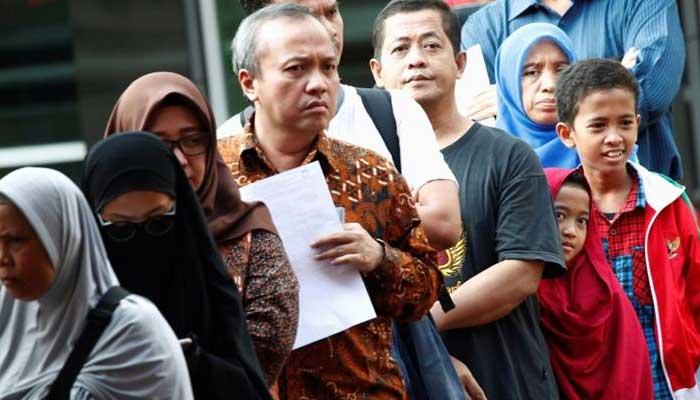 انڈونیشیا:صدارتی،پارلیمانی اوربلدیاتی انتخابات کیلئے پولنگ