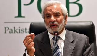 Chairman Pcb Ehsan Mani Talks To Media