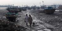 Karachi Fishermen Boat Missing From Stormy Winds
