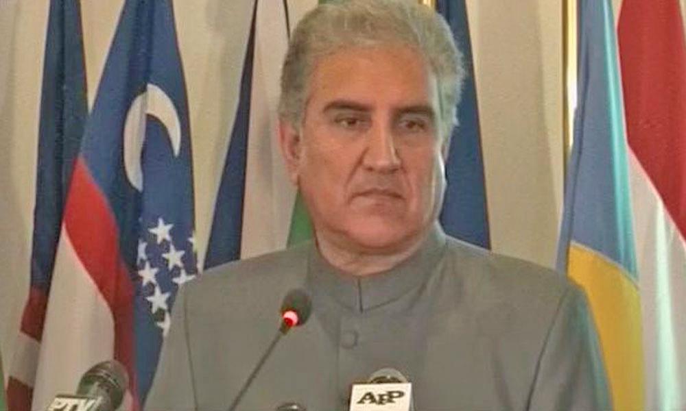 ''بلوچستان میں دہشتگردی میں بیرونی قوتیں ملوث ہیں''