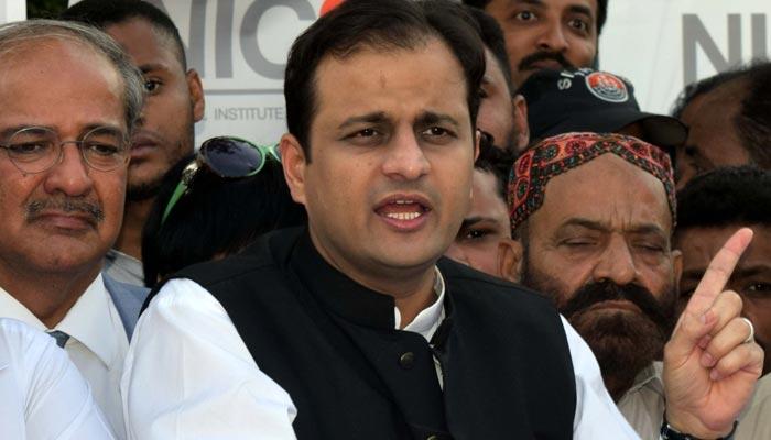 عمران خان کو خود مستعفی ہونا چاہئے، مرتضیٰ وہاب