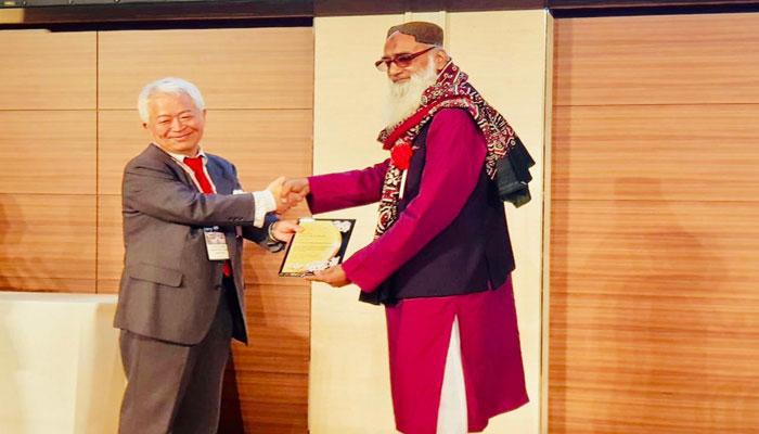 زلزلہ پروف گھرکی ایجاد،جامعہ این ای ڈی کے لیے ایشیائی ایوارڈ