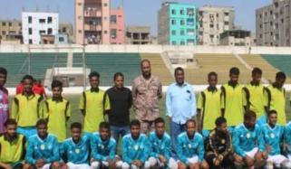 Rangers Lyari Youth Football Gala 2019 Organized