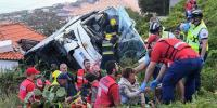 Portugal Crash At Least 28 Killed