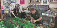 Florida Mans Lego Roller Coaster Could Hold World Record