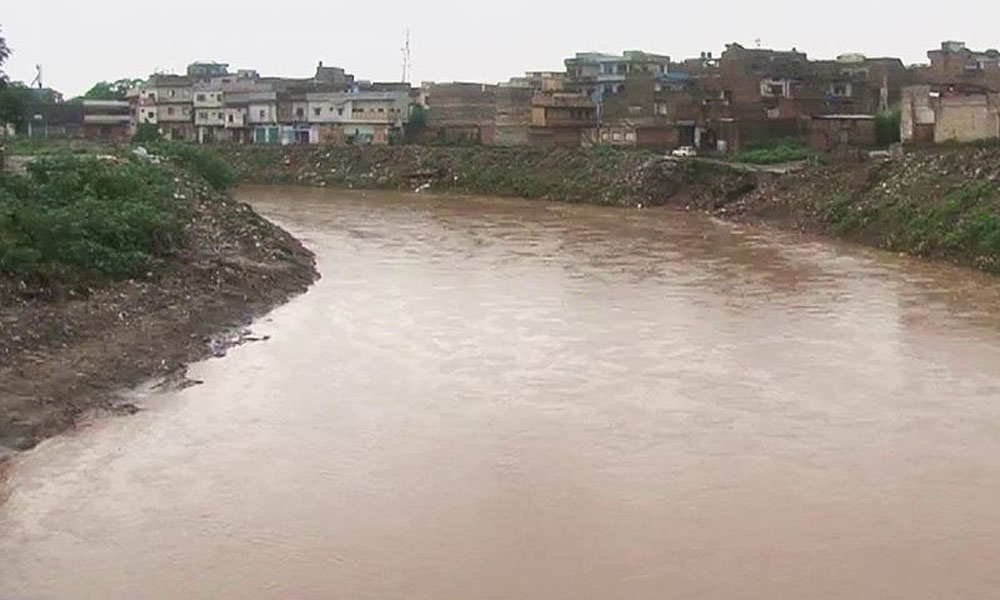 راجن پور: سیلاب میں بہہ جانے والے شخص کی لاش نکال لی گئی