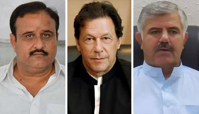 وزیراعظم کا محمود خان اور عثمان بزدار کو پیغام