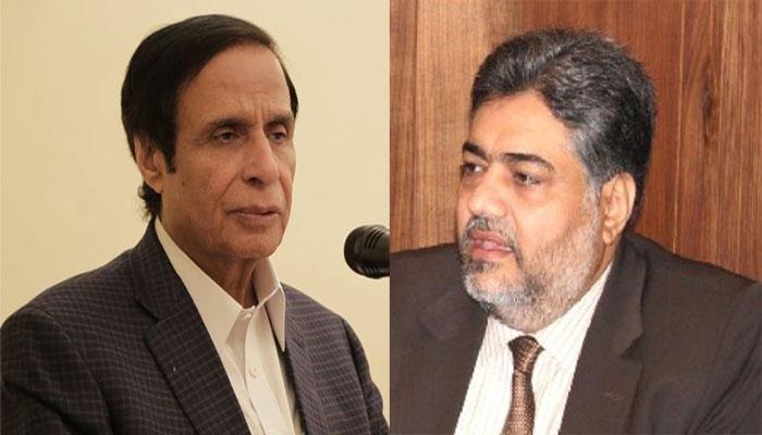 پنجاب کابینہ میں تبدیلی،پرویز الٰہی خاموش،صمصام بخاری بول پڑے