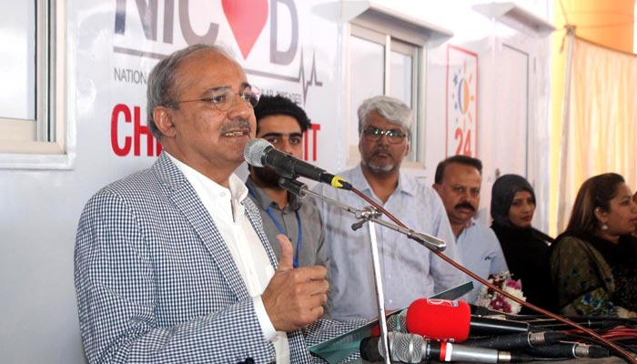 وفاق سندھ حکومت کی خدمات سے فائدہ اٹھائے، مرتضیٰ وہاب