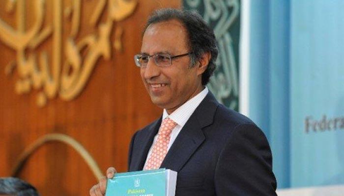عبدالحفیظ شیخ کی تقرری کا نوٹیفکیشن جاری