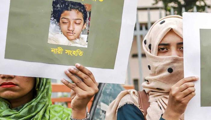 جنسی ہراسانی کیخلاف آواز اٹھانے پر بنگلادیش میں لڑکی قتل