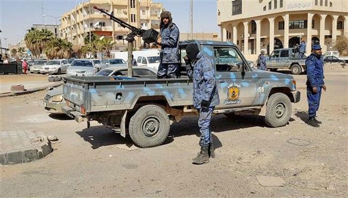 لیبیا: دو ہفتوں سے جاری خانہ جنگی میں 213 افراد ہلاک
