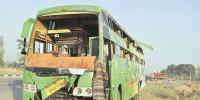7 People Killed In Bus Accident Near By Morjhar