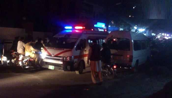 لاہور،مہندی  کی تقریب میں فائرنگ، 6 افراد زخمی