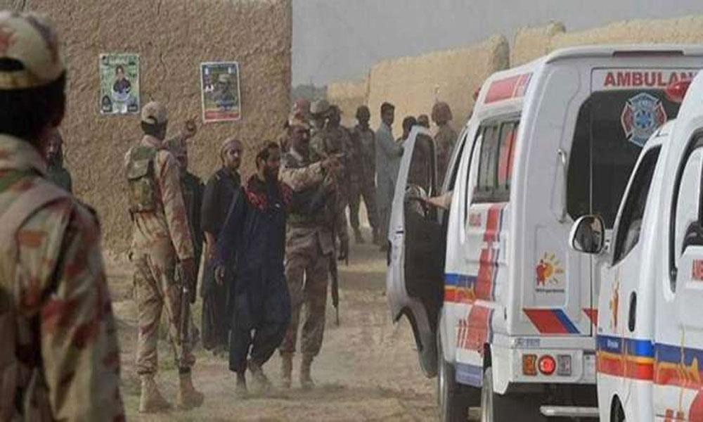 اورماڑہ میں  14 افراد کا قتل، پاکستان کا ایران سے شدید احتجاج