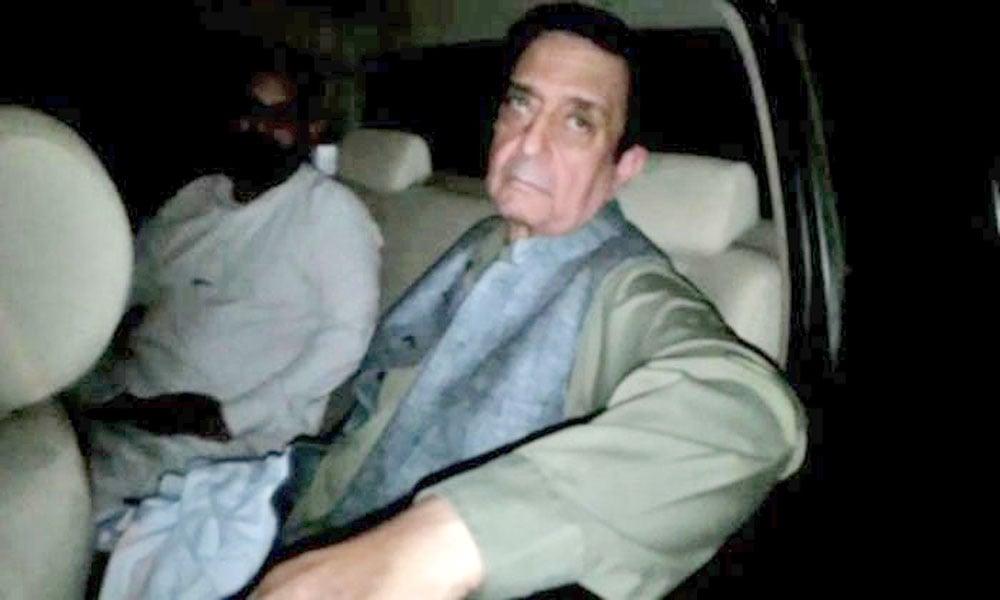 شاہد رفیع جسمانی ریمانڈ پر نیب کے حوالے