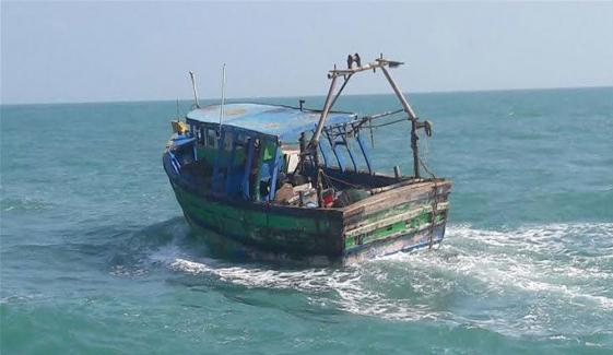 3 Missing Pakistani Fishermen Arrested By Indian Navy