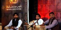 National Folk Music Festival Artist Performance