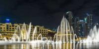 Baby Shark Dubai Fountains Show