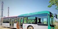 Defects In Brt Peshawar Buses
