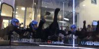 World Indoor Skydiving Championship Draws Nearly 300 Contestants