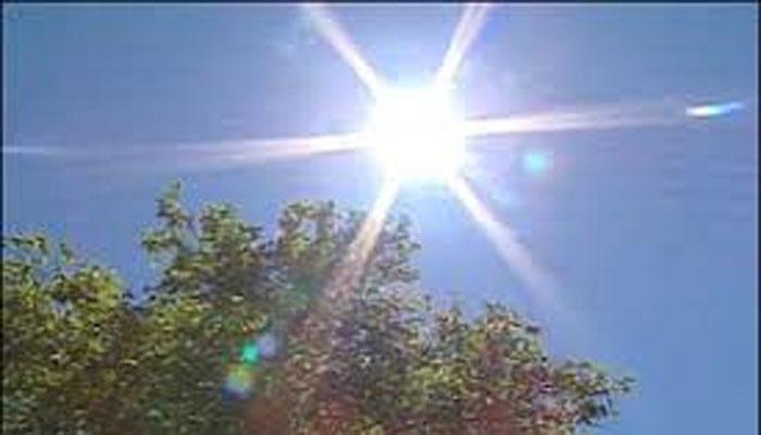 ملک کے مختلف شہروں میں موسم گرم رہنے کا امکان