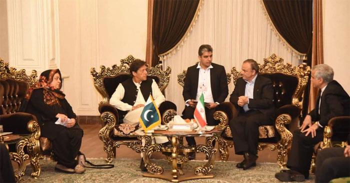 وزیر اعظم ایران کے دورے پر مشہد پہنچ گئے