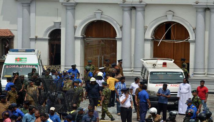 سری لنکا میں دہشتگردی، عالمی رہنمائوں کی مذمت