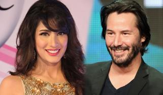 Mehwish Hayat Reveals Hollywood Actor Keanu Reeves Was Her First Crush