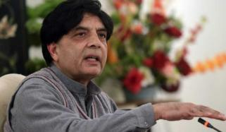 Chaudhry Nisar Likely To Take Oath As Mpa