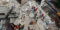 Lahore Building Collapse 6 Dead