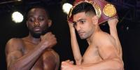 Terence Crawford Vs Amir Khan Fight