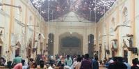 At Least 80 Injured As Blasts Hit Churches Hotels In Sri Lanka